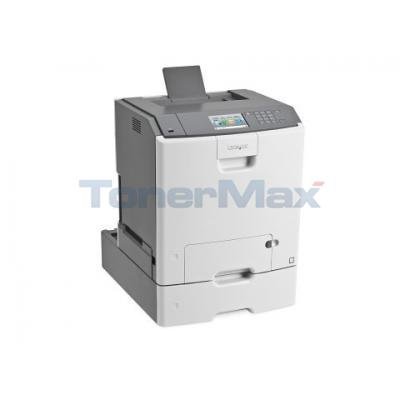 Lexmark C748dte